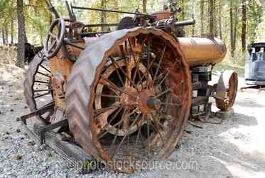Photo of Steam Tractor