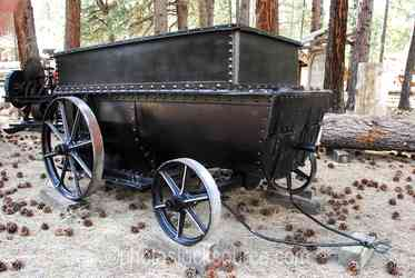 Photo of Steel Wagon