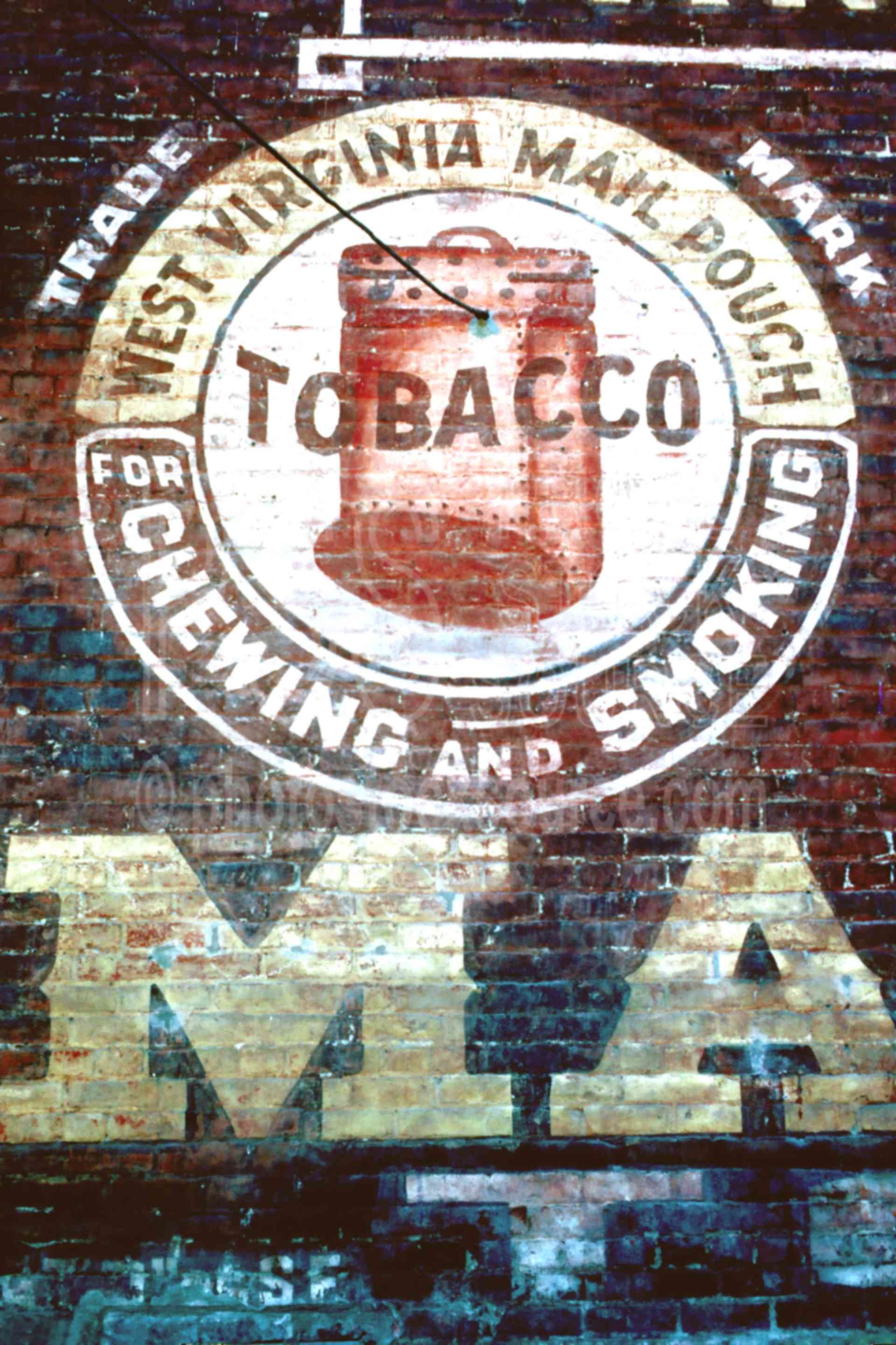 Wall Advertising,advertising,arts,brick,sign,signs symbols flags,architecture