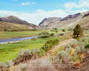 Photo of John Day River