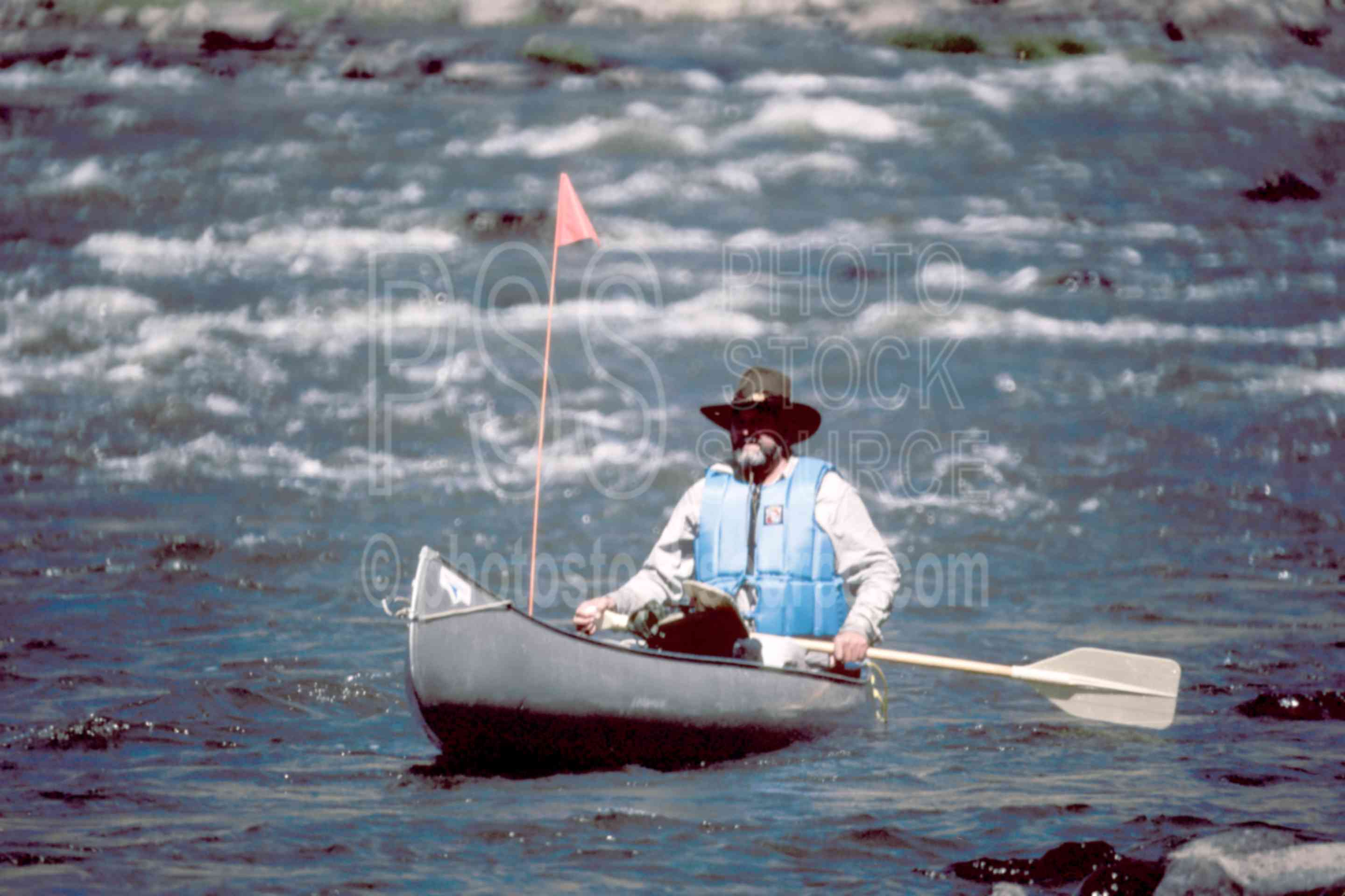 Below the Rapids,canoe,clarno rapids,john day river,people,river running,usas,lakes rivers