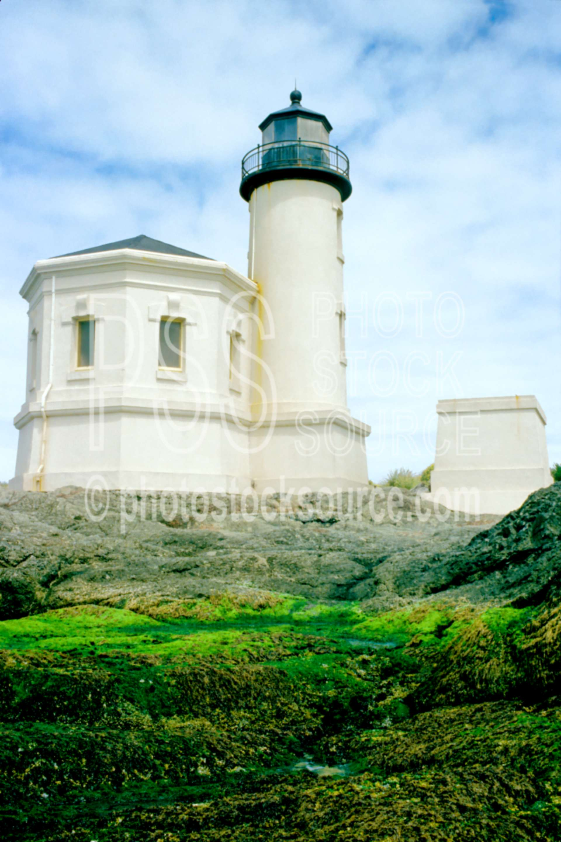 Coquille River Lighthouse,usas,lakes rivers,architecture,lighthouses