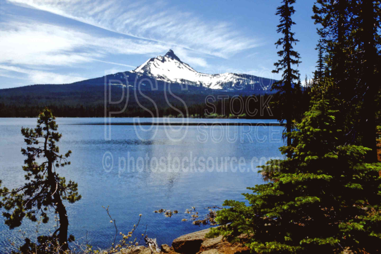 Mt. Washington Big Lake,big lake,mt. washington,mount,usas,lakes rivers,mountains