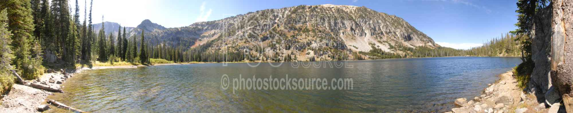 Aneroid Lake,mountain lake,mountain,panorama,panoramas,lakes panoramas