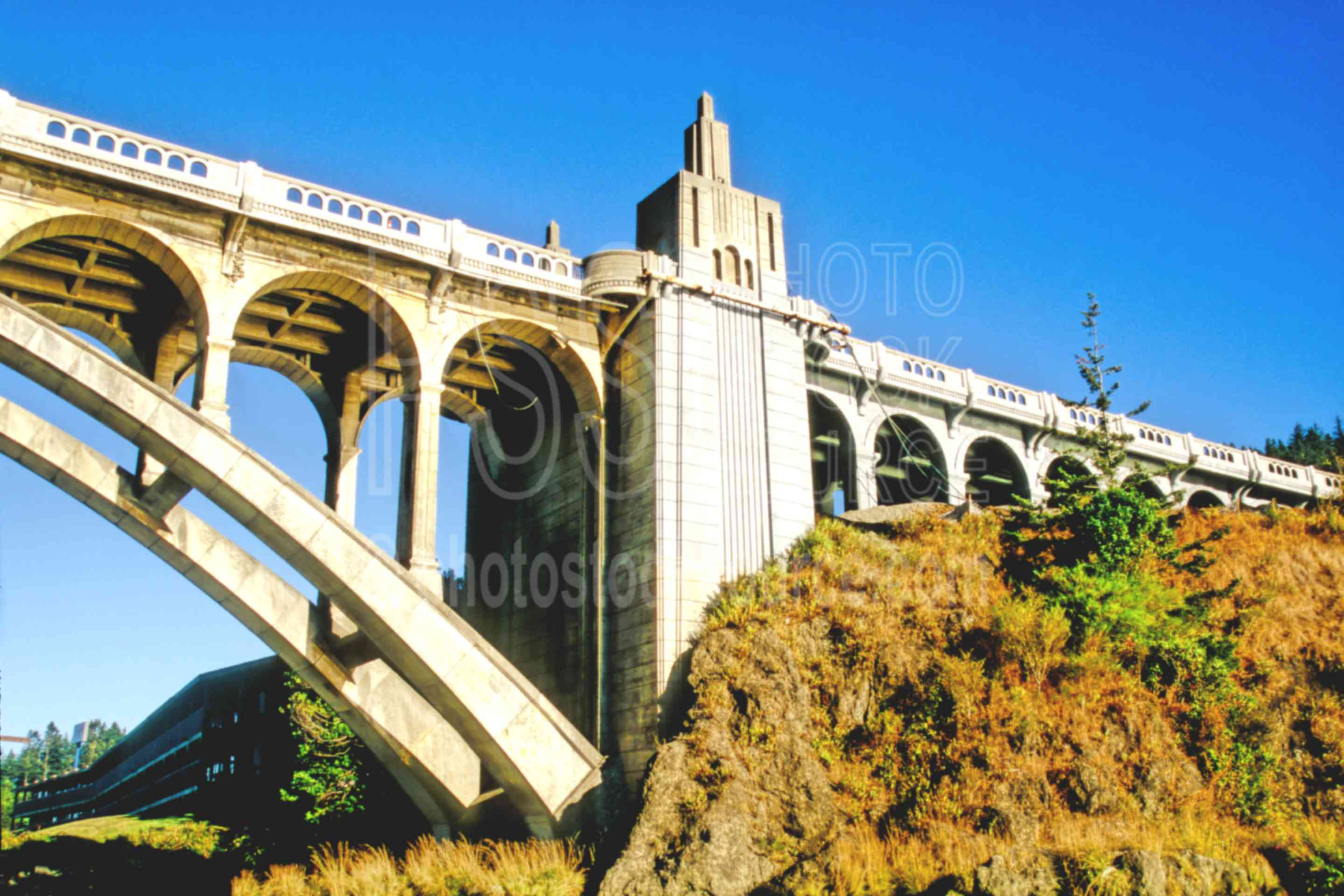 Rogue River Bridge,usas,lakes rivers,bridges