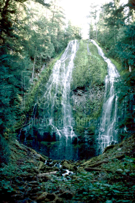 Lower Proxy Falls,falls,water,usas,nature,waterfalls