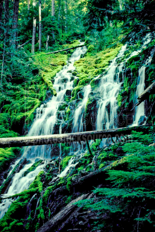 Upper Proxy Falls,mckenzie pass,water,usas,nature,waterfalls