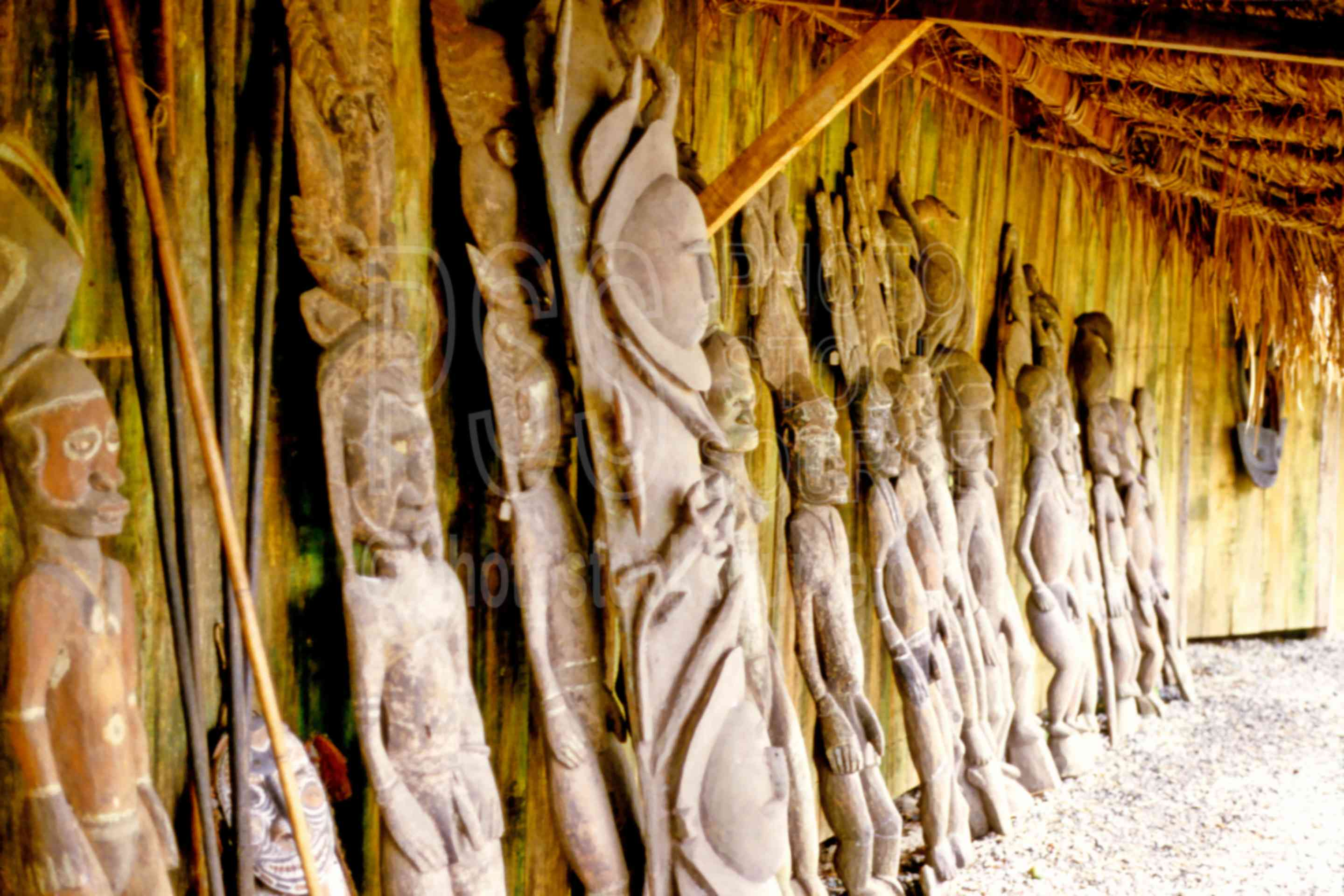 Carved artifacts on display,artifact,carving,primitive,wood,arts,png markets,sculptures