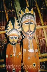 Carved Figures