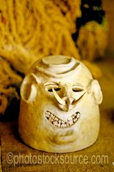 Photo of Mudman Mask