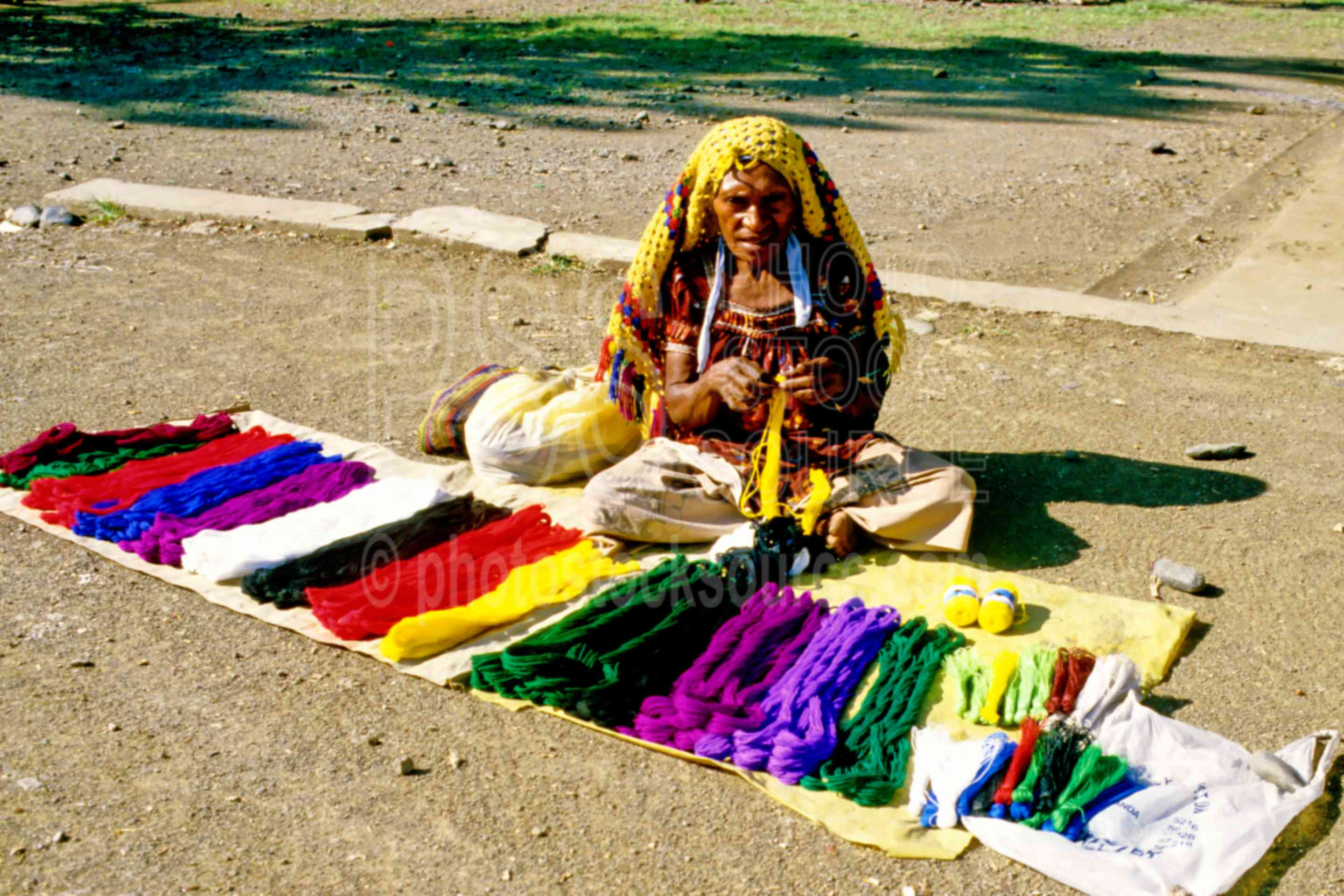 Woman Selling Yarn,woman,yarn,vendor,market,png markets