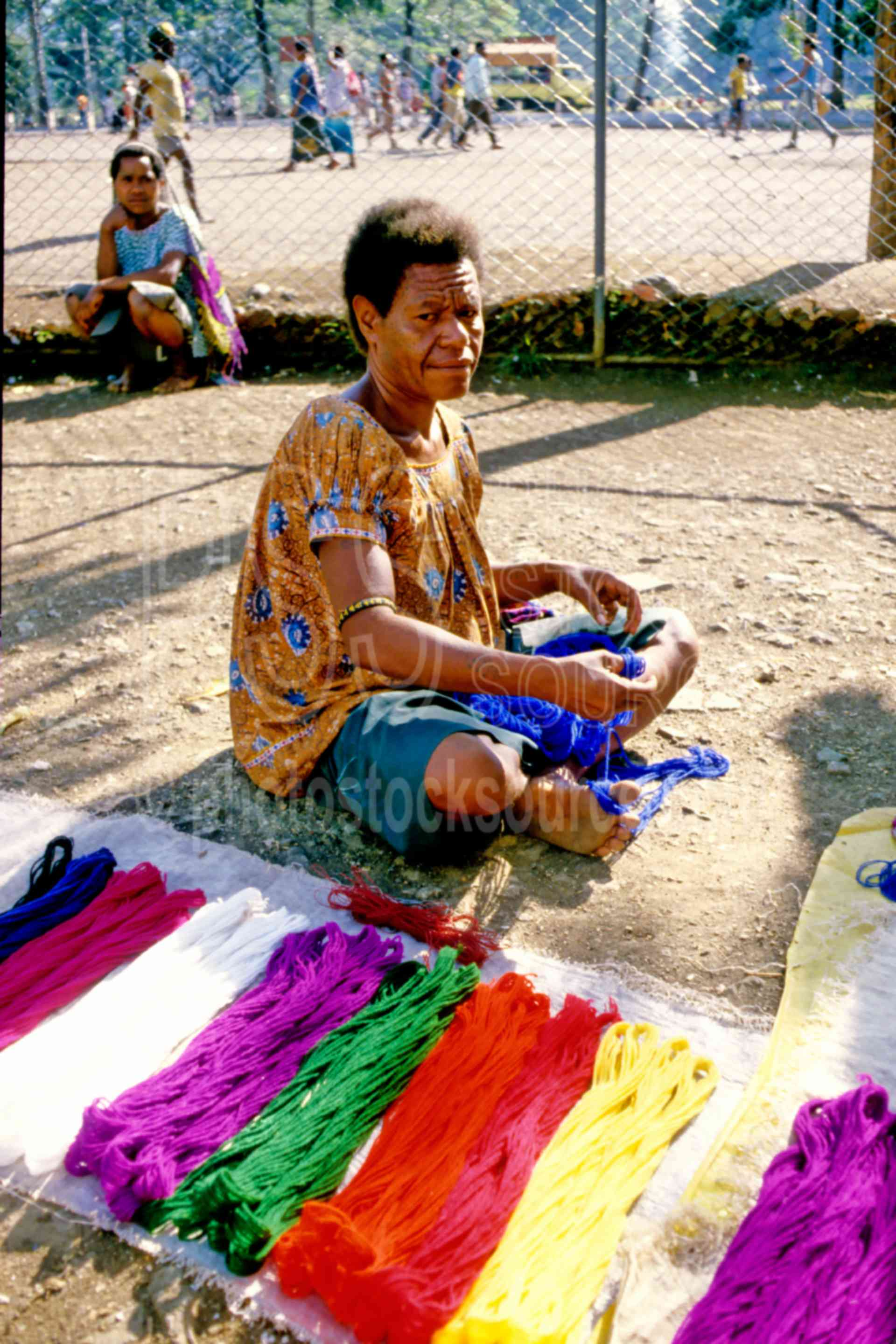 Yarn Seller,color,market,sell,seller,woman,yarn,png markets