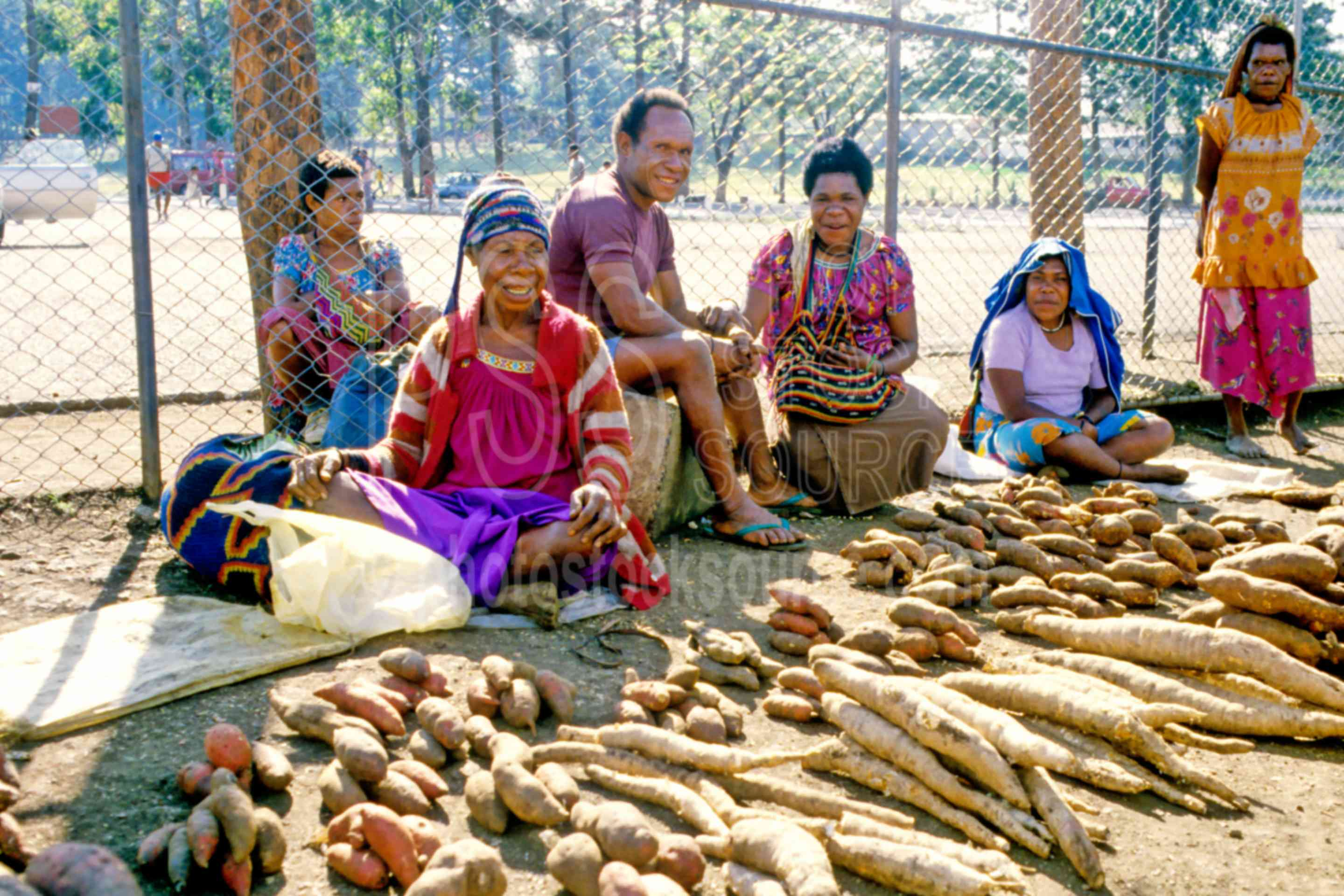 Yam Sellers,food,market,produce,seller,yams,png markets