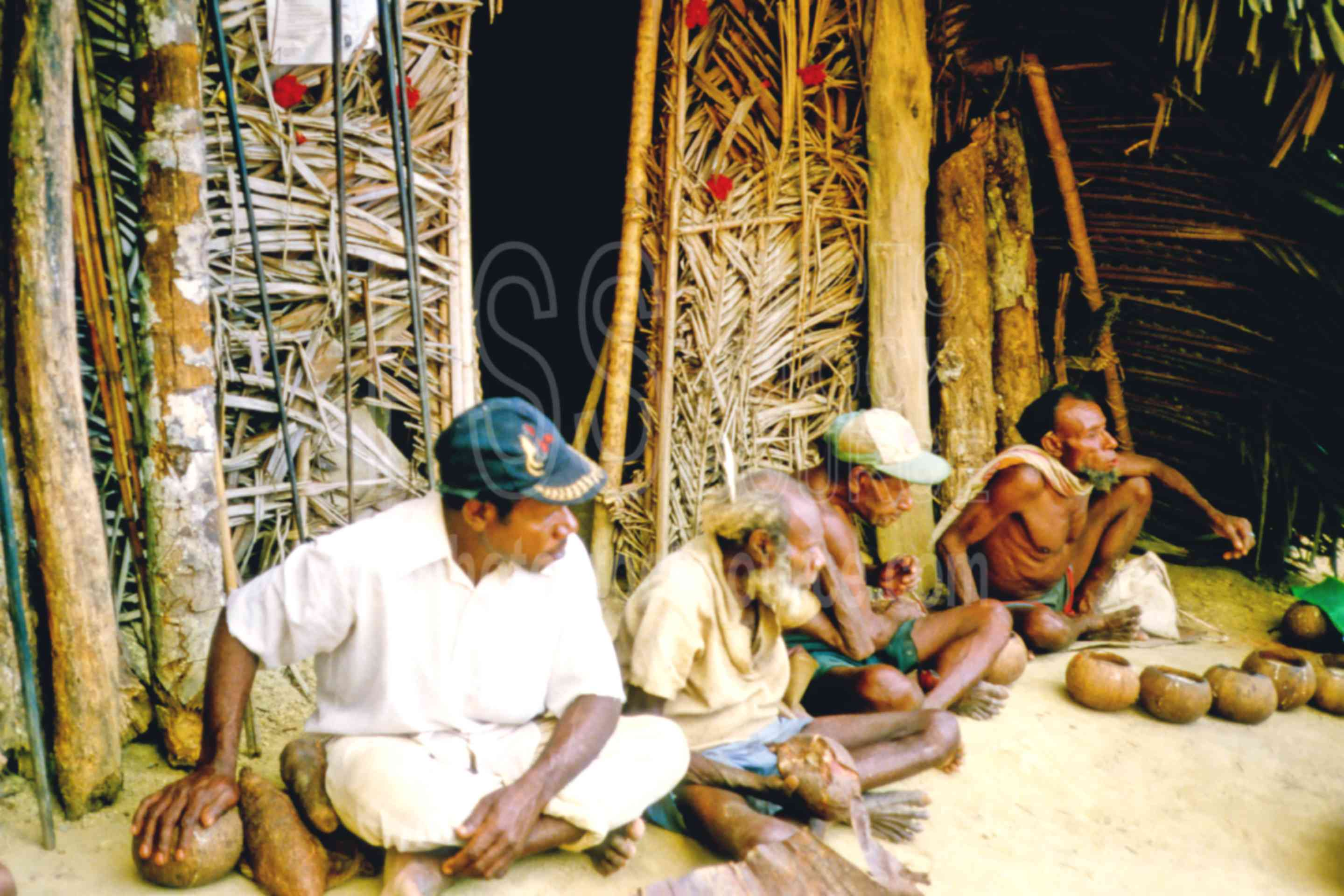 Men Watching Ceremony,ceremony,gathering,mens,yams,png ceremonies