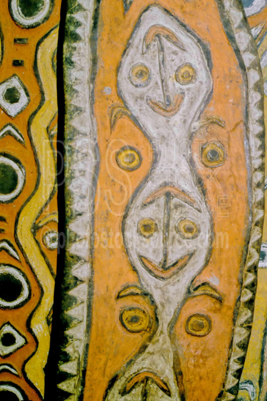 Carved Shields,arts,usas
