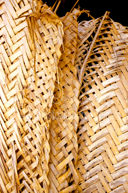Woven Palm Screen,arts,palm,weave,villages