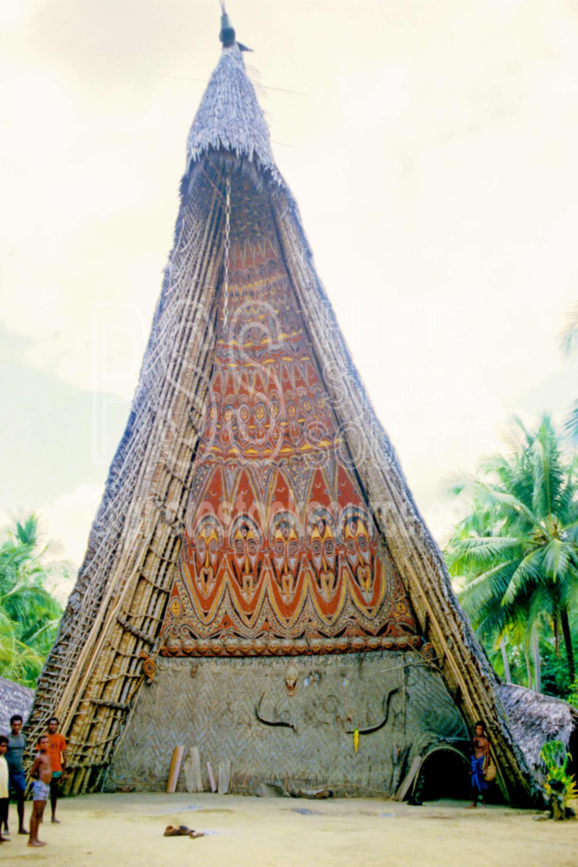 Kalabu Haus Tambaran,ceremonial,haus tambaran,house,huts,mens,villages