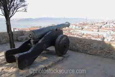 Cannon on the Walls