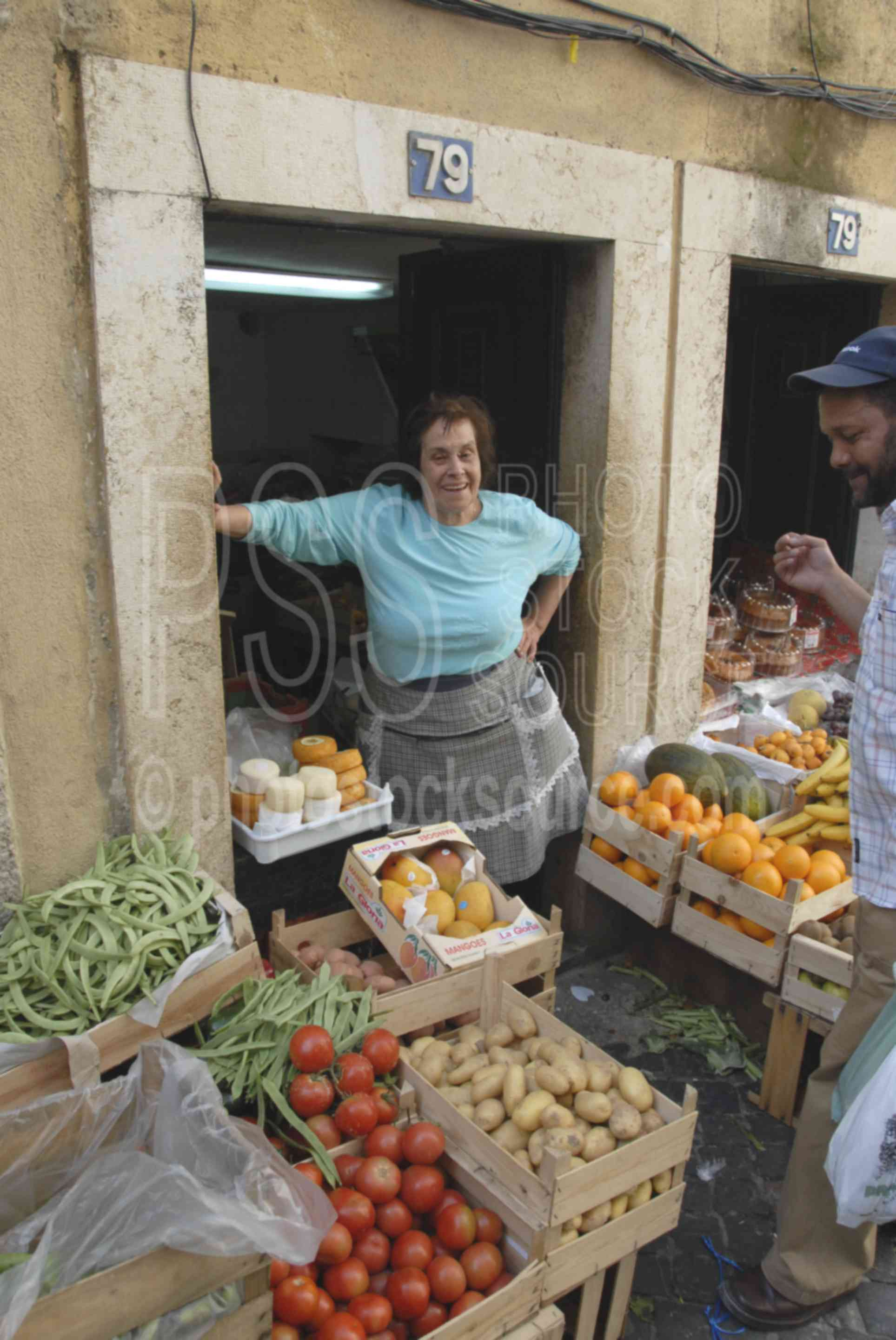 Store Keeper,alley,alleyway,store,storekeeper,fruit,markets