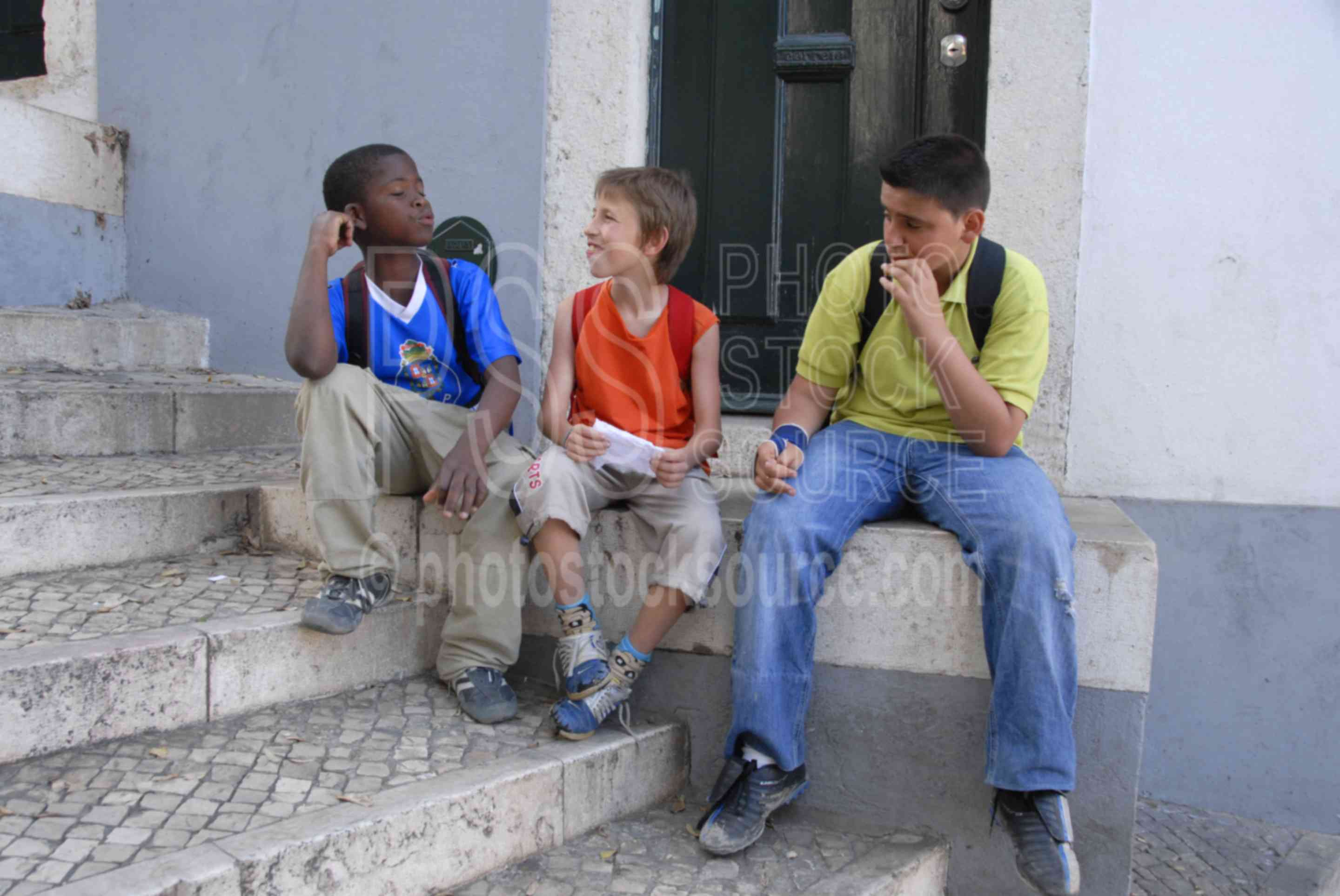Three Friends,boys,friends,diversity,young,youth,teens,teenager