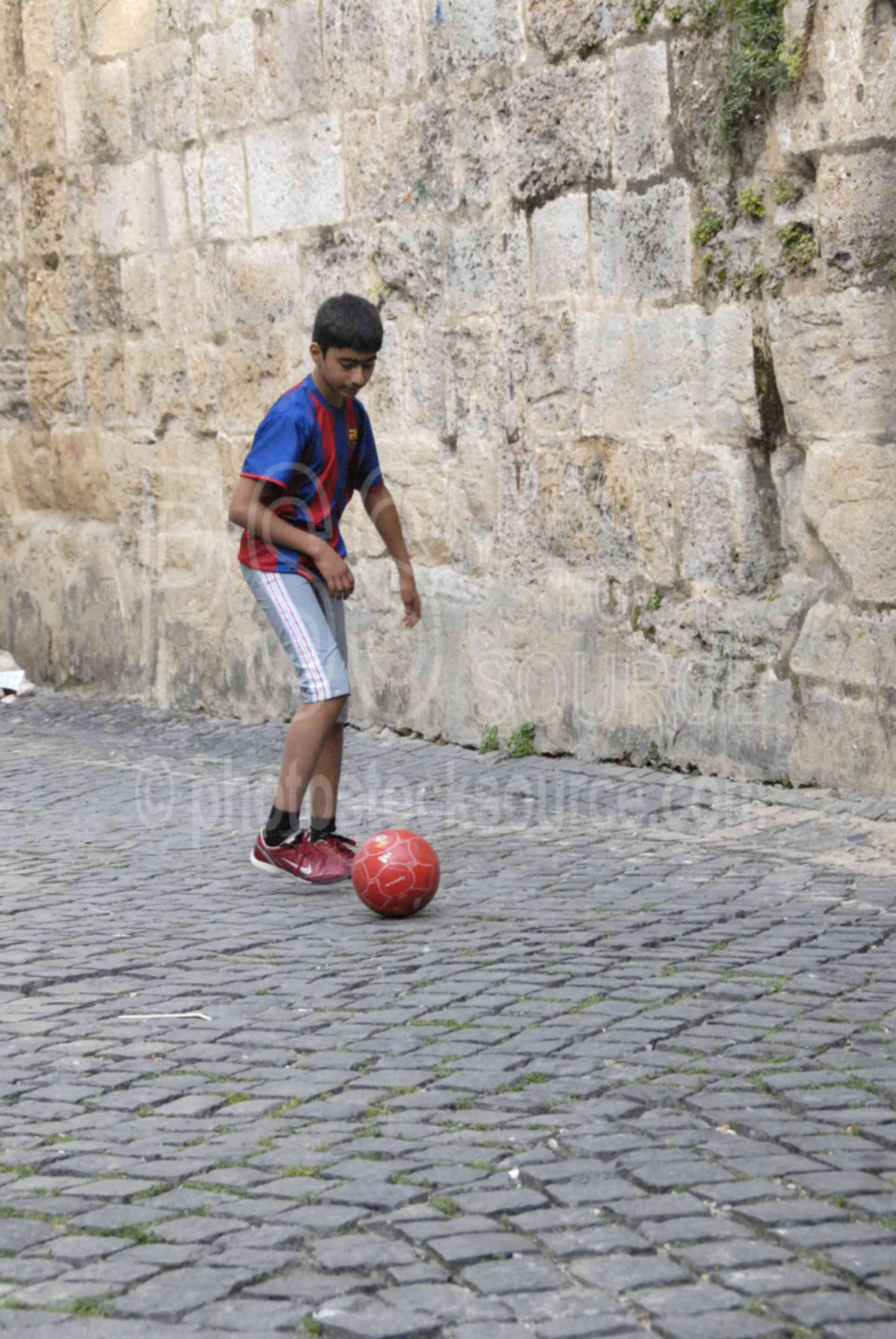 Soccer Boy,boys,young,ball,soccer,football,red ball,child,children,play,playing