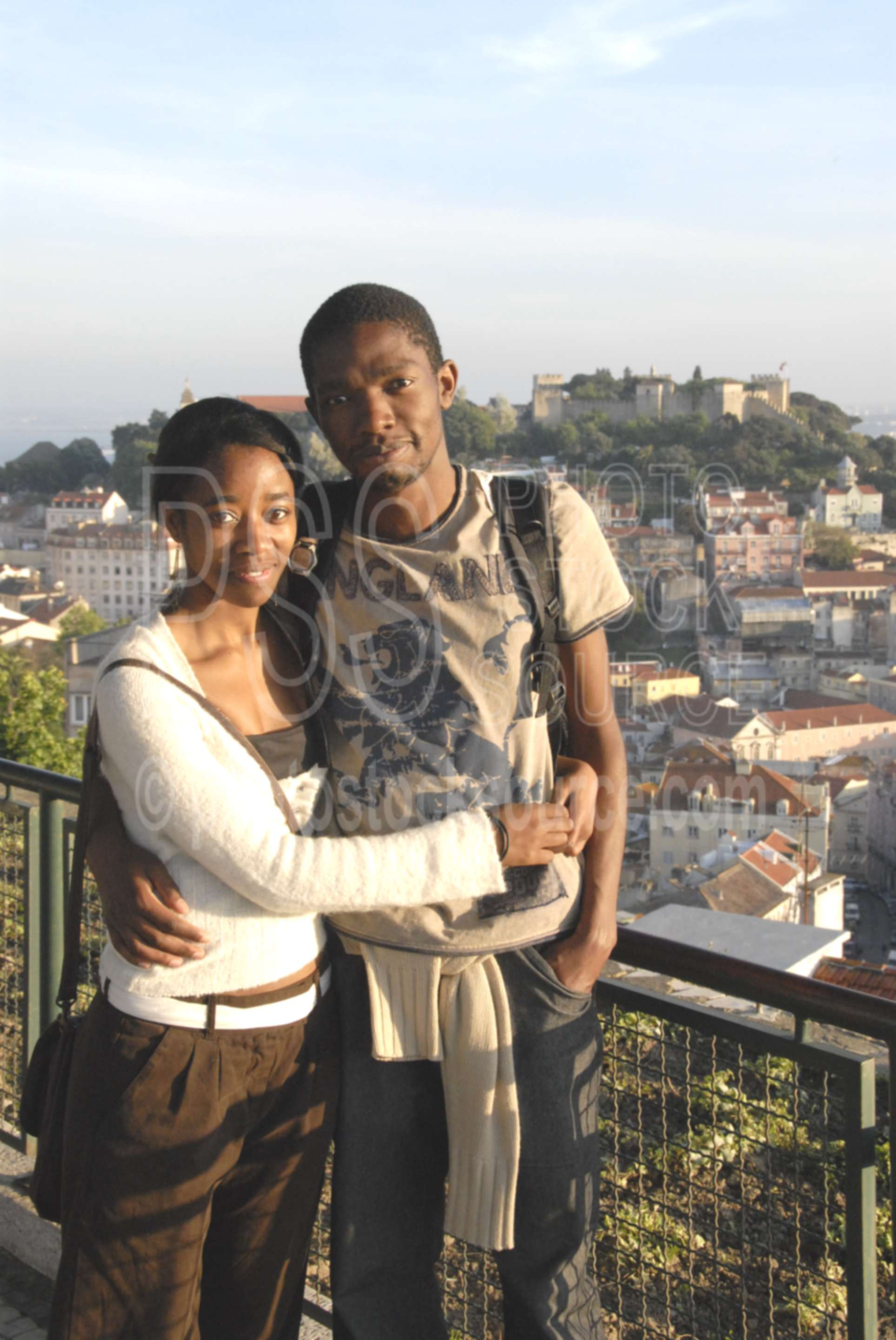 Couple in Love,viewpoint,love,affection,hugs,african,black