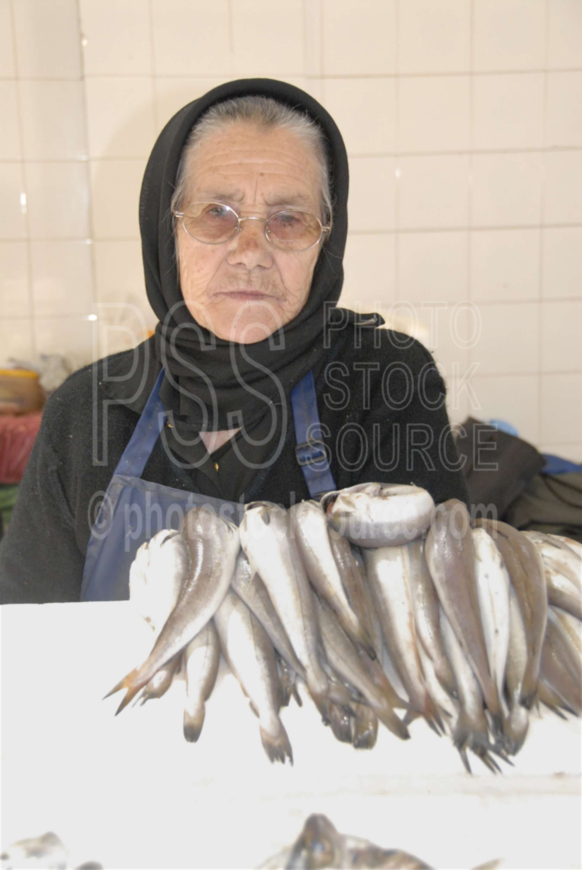 Fish Market,food,seller,vendor,mercado do peixe,woman,market,fish,fishmonger