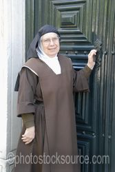 Photo of Carmelite Nun