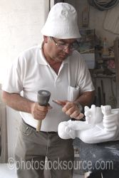 Photo of Marble Sculptor