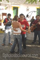 Students Dancing - Students dancing and celebrating their graduation from the university