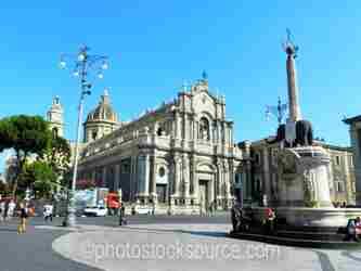 Photo of Elephant Fountan and Duomo
