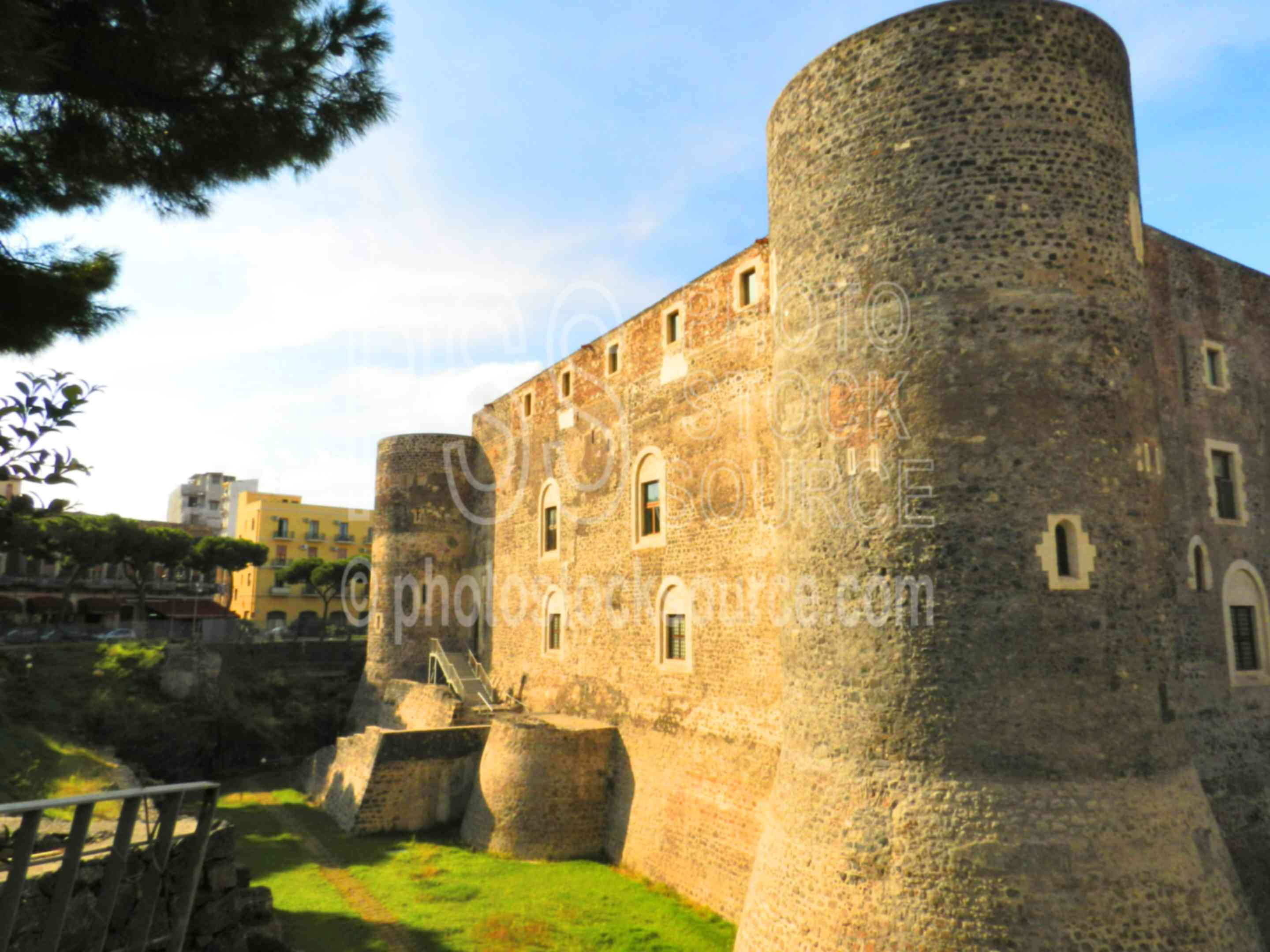 Ursino Castle,church,castle,fortress,fort,ramparts