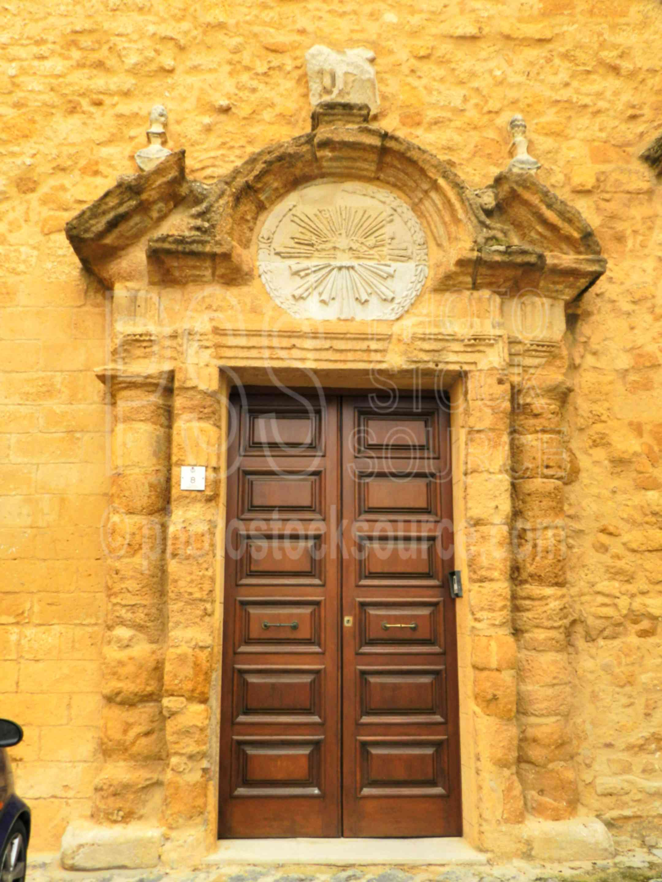 Monastery of Holy Spirit Door,agrigento,church,monastery