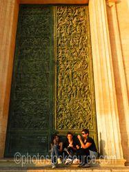 Photo of Noto Cathedral Bronze Door