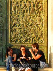 Photo of Girls by  Bronze Door