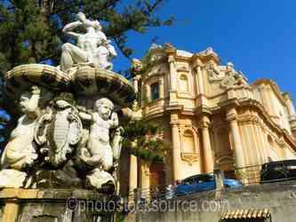 Ercole Fountain San Domenico