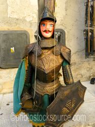 Puppet of Knight