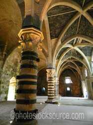 Castello Maniace Grand Hall