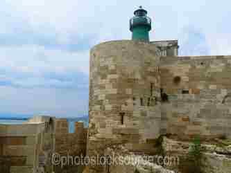 Castello Maniace Lighthouse