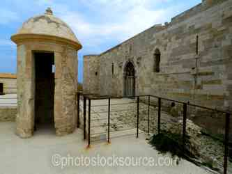 Castello Maniace Walls