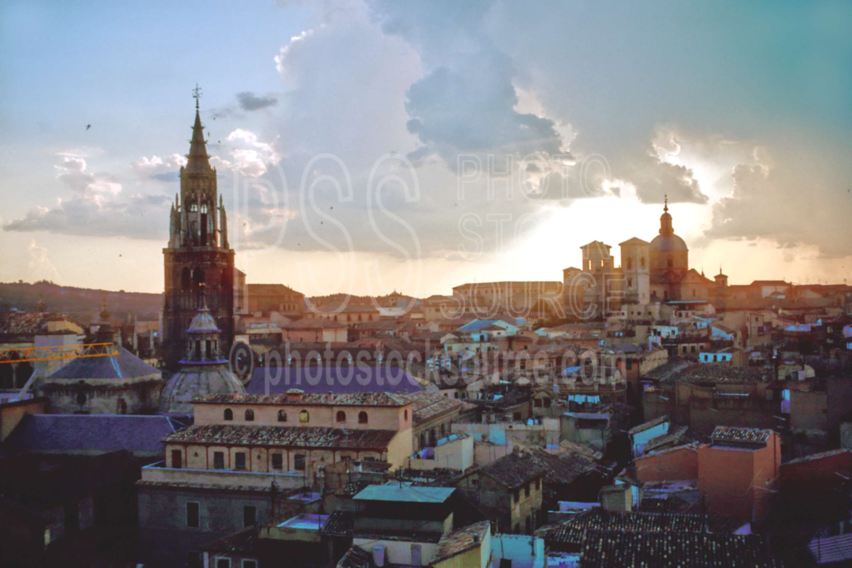 City Skyline,cathedral,church,europe,skyline,churches,religion