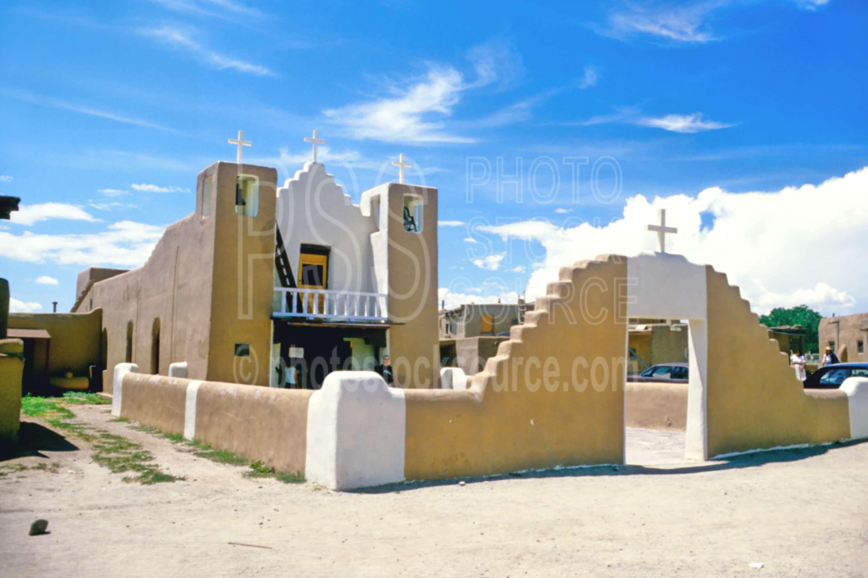 Taos Church,church,native american,usas,US Churches,churches