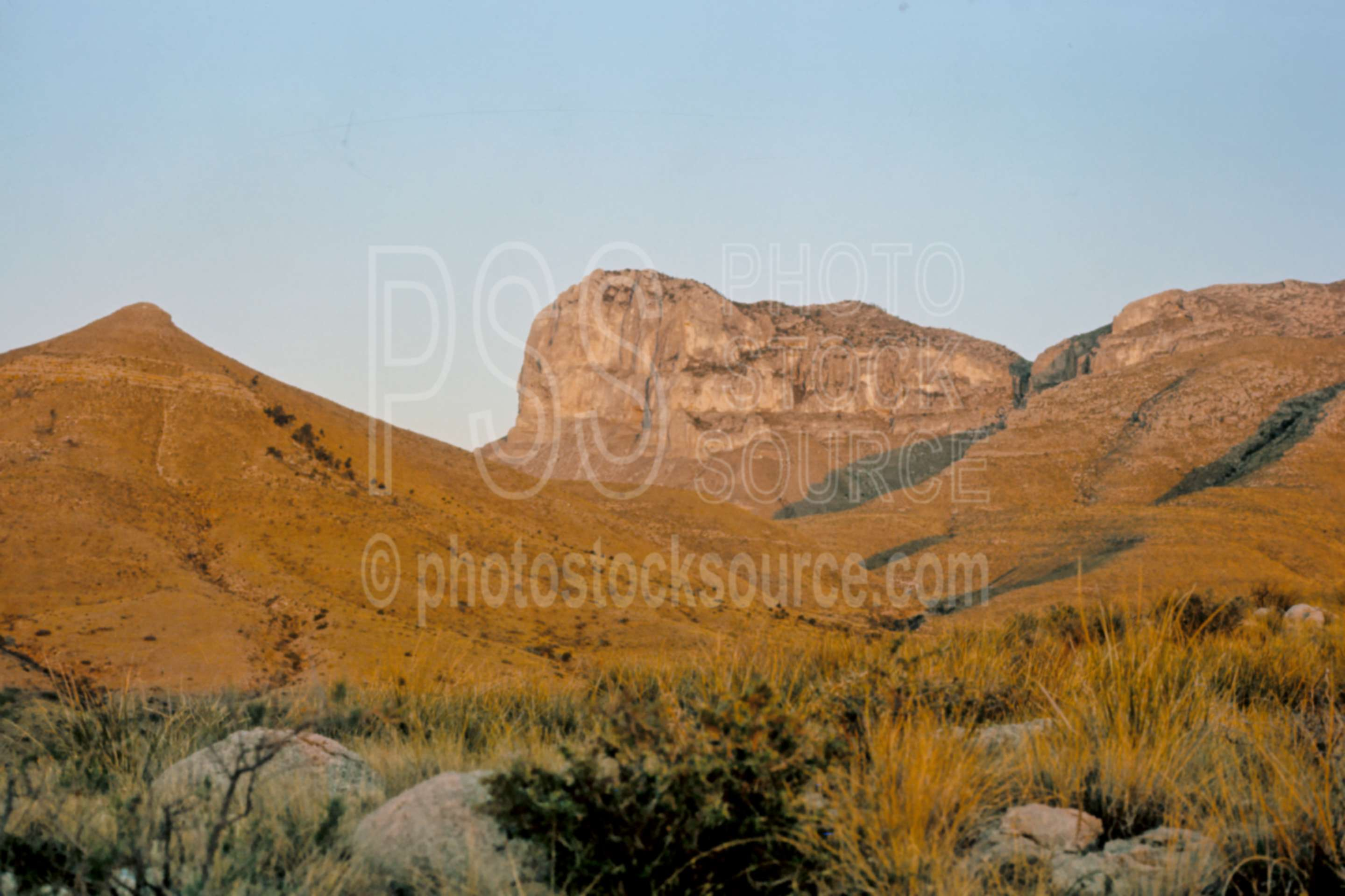 El Capitan,guadalupe mountains,usas,nature