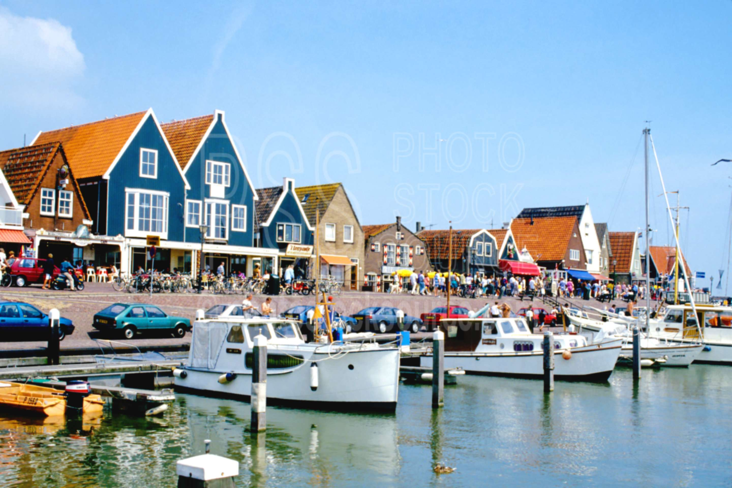Waterfront,europe,holland,boats