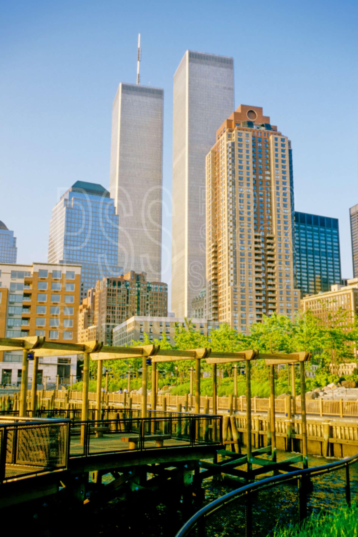 World Trade Center,battery park,usas