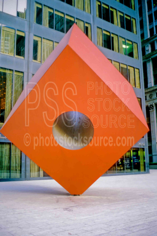 The Red Cube,sculpture,isamu noguchi,arts,usas