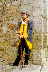 Photo of Colonial Soldier