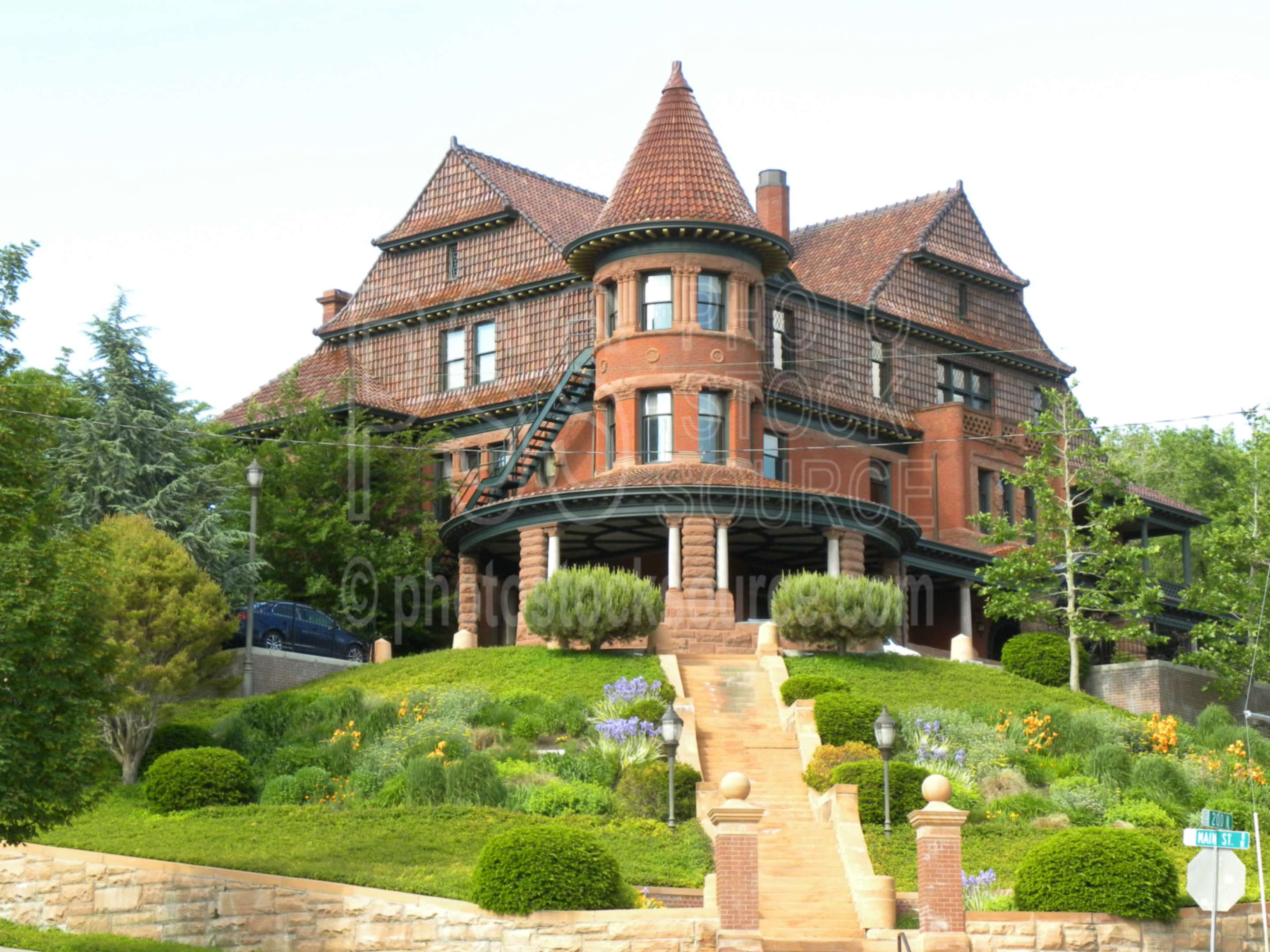 Photo of mccune mansion by photo stock source building Building a house in utah