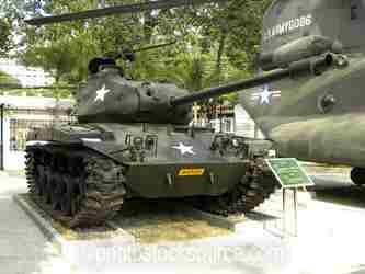M48 A3 Tank