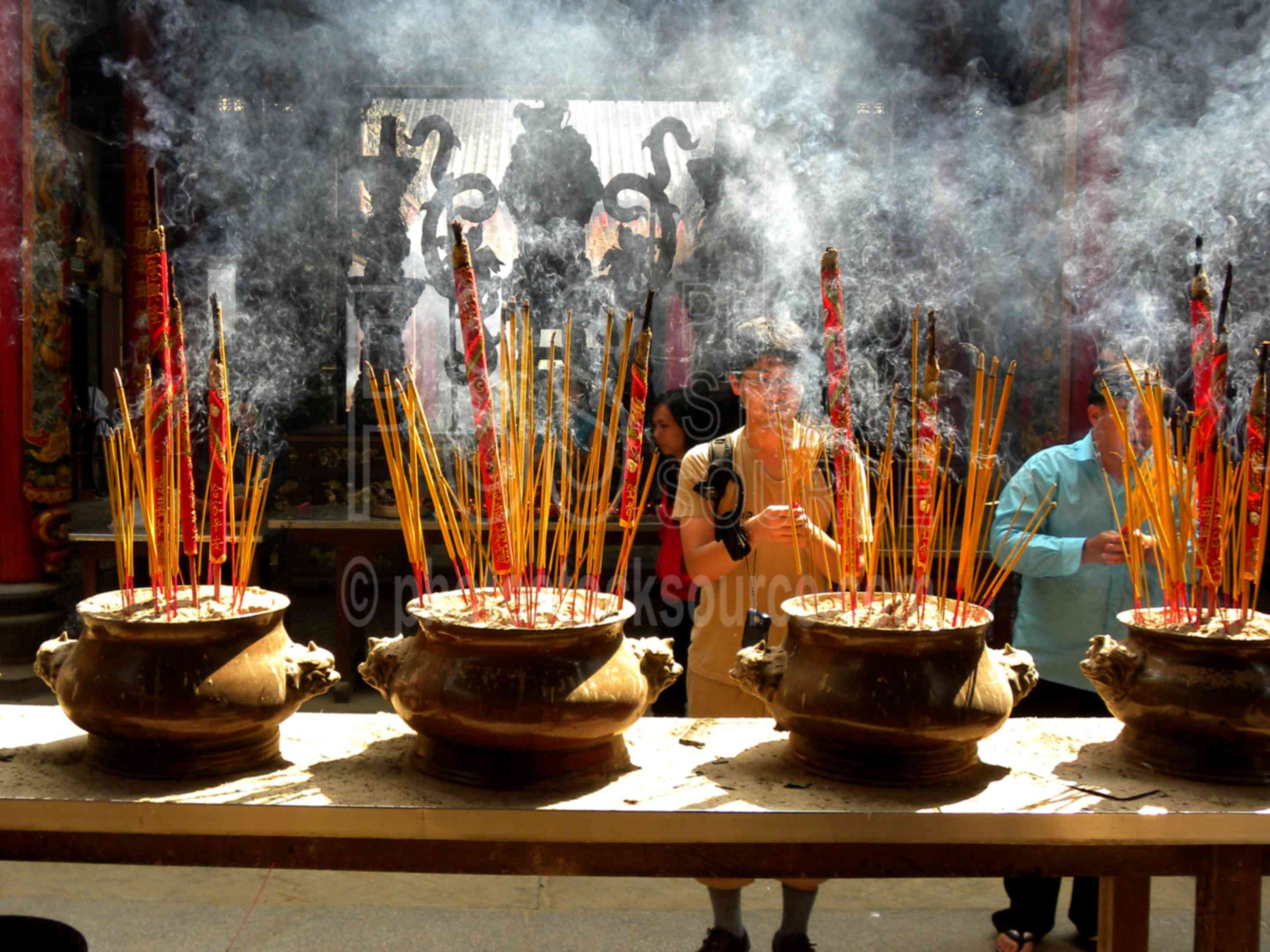 Thien Hau Temple Incense,temple,worship,religious,decoration,prayer,courtyard,incense,smoke,people